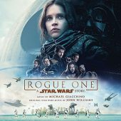 Michael Giacchino - Rogue One: A Star Wars Story (Official Motion Picture Soundtrack) - CD-Cover