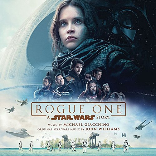 Michael Giacchino - Rogue One: A Star Wars Story (Official Motion Picture Soundtrack) - Cover