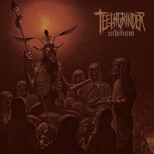 Teethgrinder - Nihilism - Cover