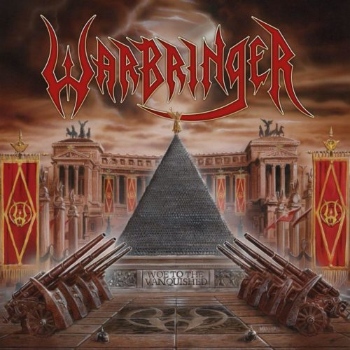 Warbringer - Woe To The Vanquished - Cover