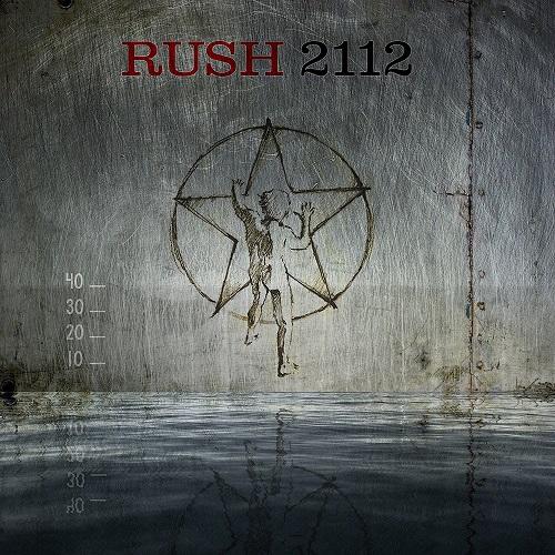 Rush - 2112 – 40th Anniversary - Cover