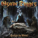 Cover - Grave Digger – Healed By Metal