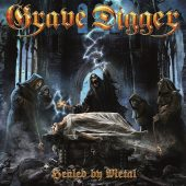 Grave Digger - Healed By Metal - CD-Cover