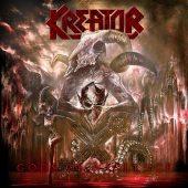 Kreator - Gods Of Violence - CD-Cover