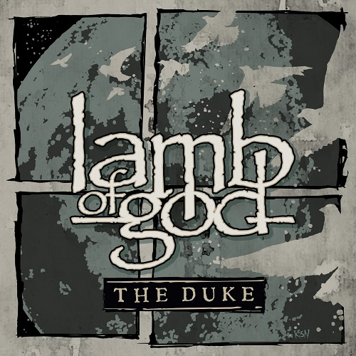 Lamb Of God - The Duke (EP) - Cover