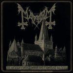 Cover - Mayhem – De Mysteriis Dom Sathanas Alive