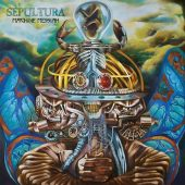 Sepultura - Machine Messiah - CD-Cover