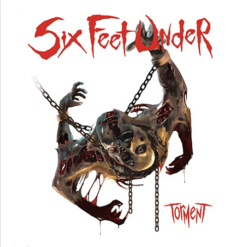 Six Feet Under - Torment - Cover
