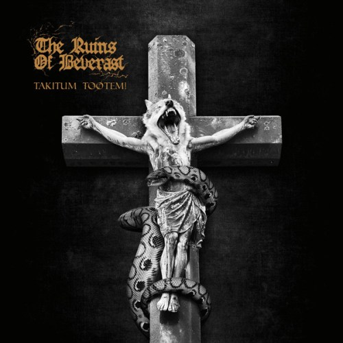 The Ruins Of Beverast - Takitum Tootem! (Vinyl-EP) - Cover