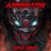 Annihilator - Triple Threat - CD-Cover