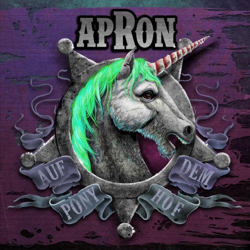 apRon - Auf dem Ponyhof - Cover