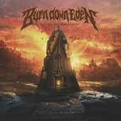 Burn Down Eden - Ruins Of Oblivion - CD-Cover