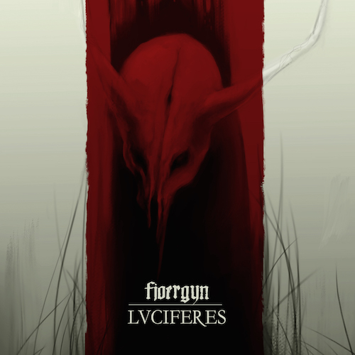 Fjoergyn - Lvcifer Es - Cover