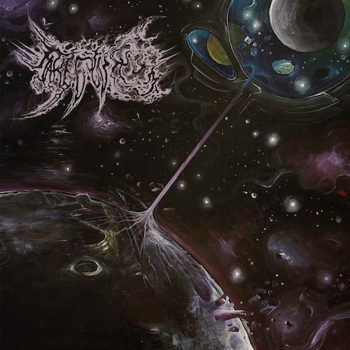 Mare Cognitum - Luminiferous Aether - Cover