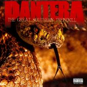 Pantera - The Great Southern Trendkill - CD-Cover