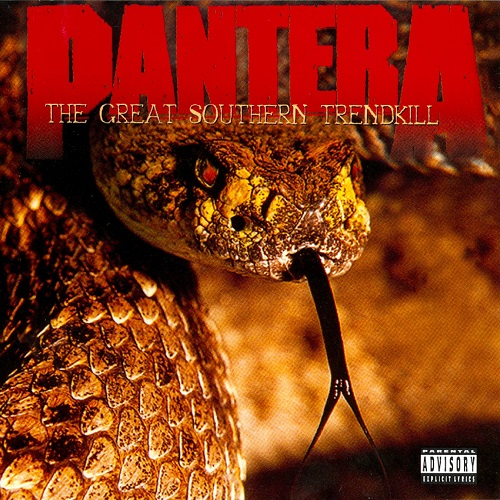 Pantera - The Great Southern Trendkill - Cover