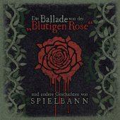 Spielbann - Die Ballade von der blutigen Rose - CD-Cover
