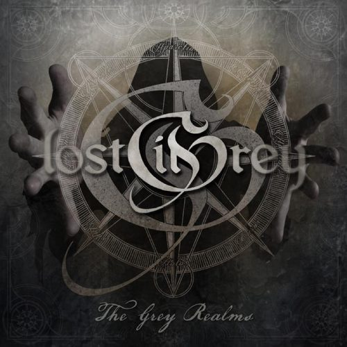 Lost In Grey - The Grey Realms - Cover