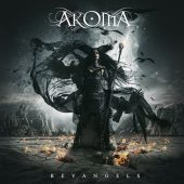 Akoma - Revangels - CD-Cover