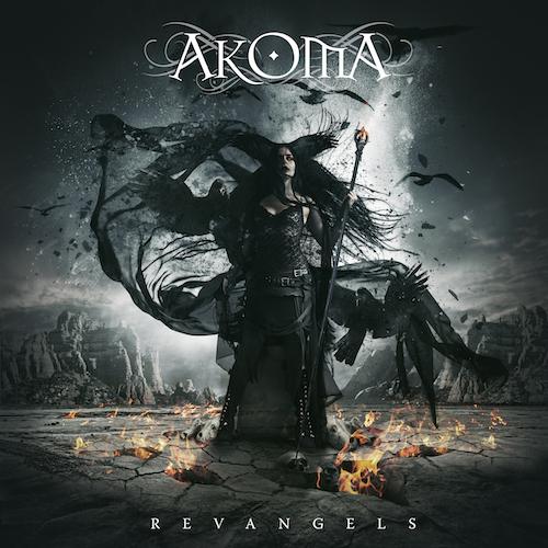 Akoma - Revangels - Cover