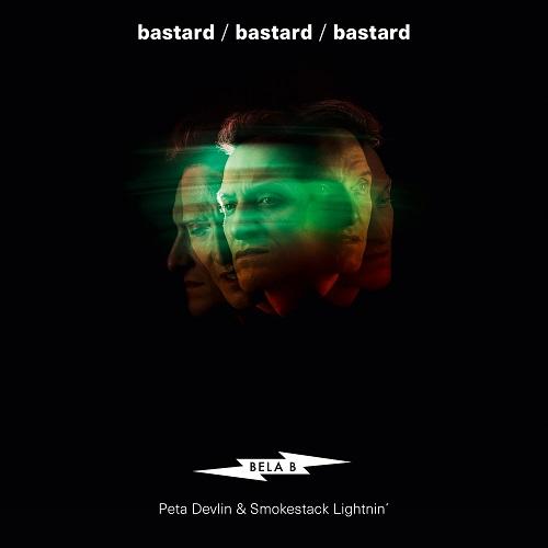Bela B - Bastard - Cover