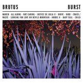 Brutus - Burst - CD-Cover