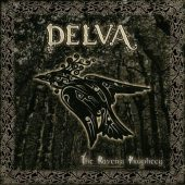 DELVA - The Raven's Prophecy - CD-Cover