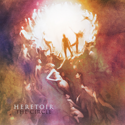 Heretoir - The Circle - Cover