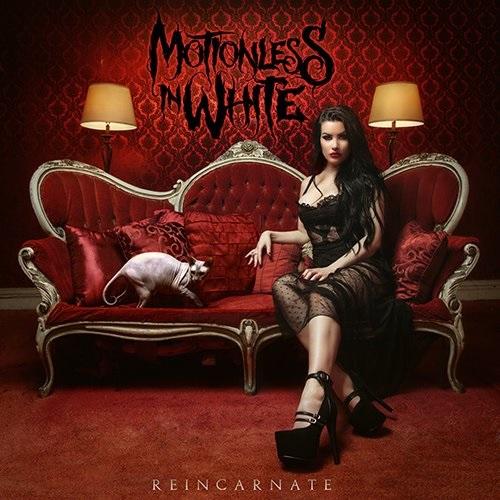 Motionless in White - Reincarnate - Cover