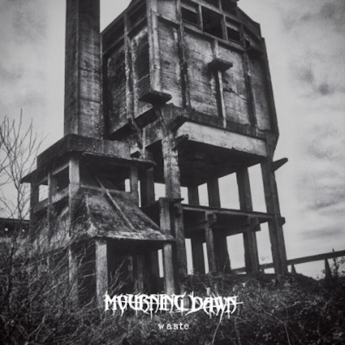 Mourning Dawn - Waste (EP) - Cover
