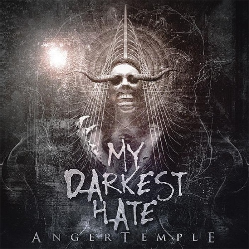 My Darkest Hate - Anger Temple - Cover