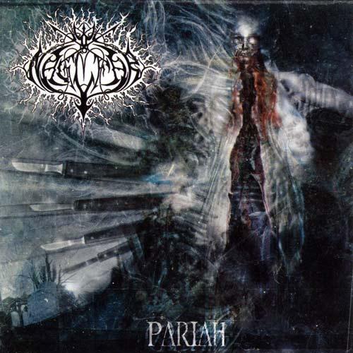 Naglfar - Pariah - Cover