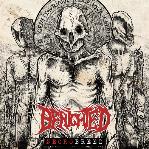 Benighted - Necrobreed - Cover
