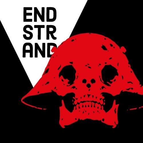 Valborg - Endstrand - Cover