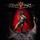 Starbynary - Divina Comedia - Inferno - CD-Cover