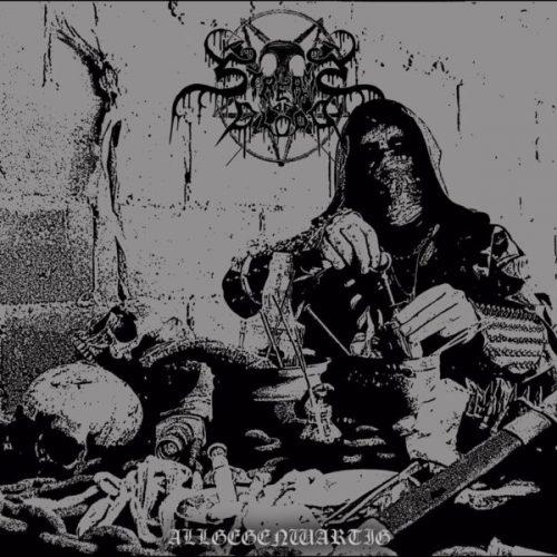 Streams Of Blood - Allgegenwärtig - Cover