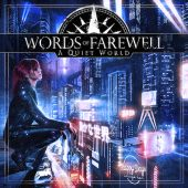 Words Of Farewell - A Quiet World - CD-Cover