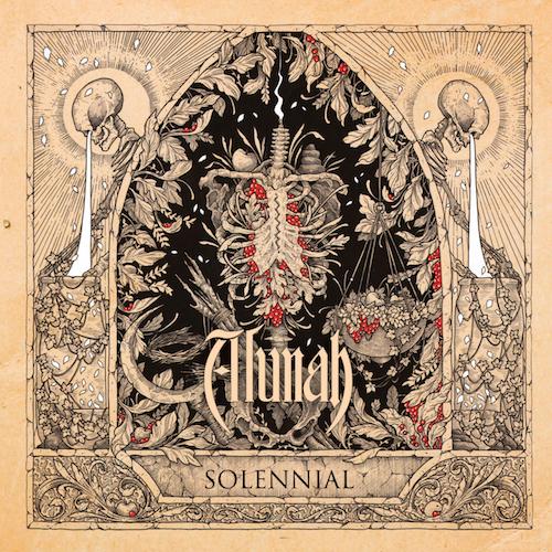 Alunah - Solennial - Cover