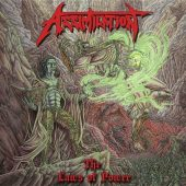 Assimilation - The Laws Of Power - CD-Cover