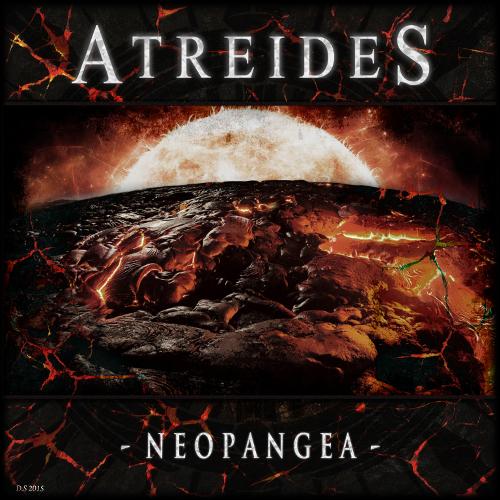 Atreides - Neopangea - Cover