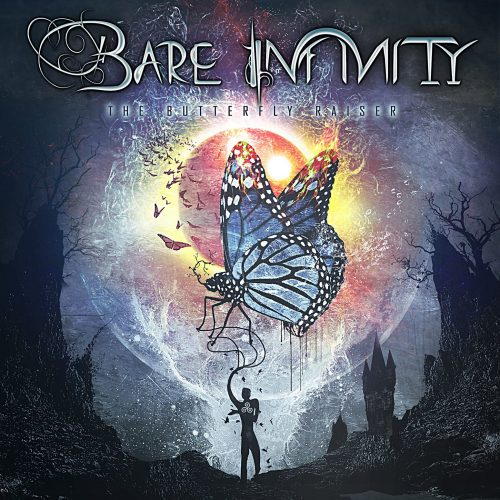 Bare Infinity - The Butterfly Raiser - Cover