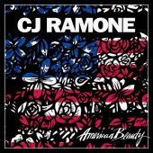 CJ Ramone - American Beauty - CD-Cover