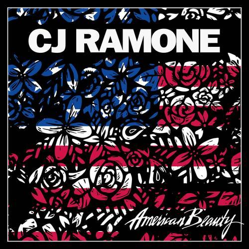 CJ Ramone - American Beauty - Cover