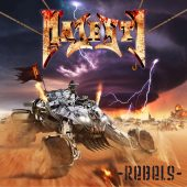 Majesty - Rebels - CD-Cover