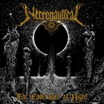 Cover - Necronautical – The Endurance At Night