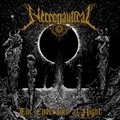 Necronautical - The Endurance At Night - CD-Cover