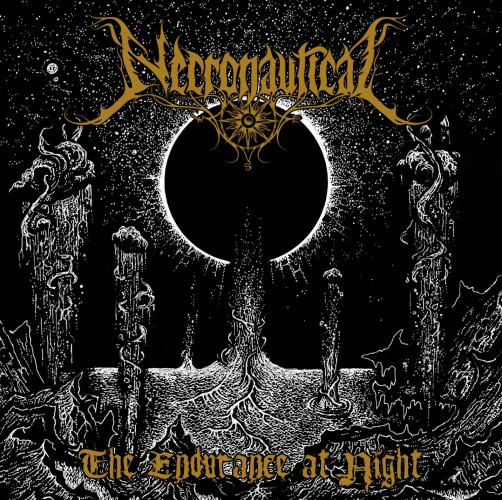 Necronautical - The Endurance At Night - Cover