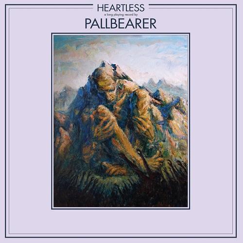 Pallbearer - Heartless - Cover