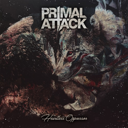 Primal Attack - Heartless Oppressor - Cover