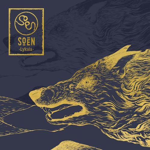 Soen - Lykaia - Cover